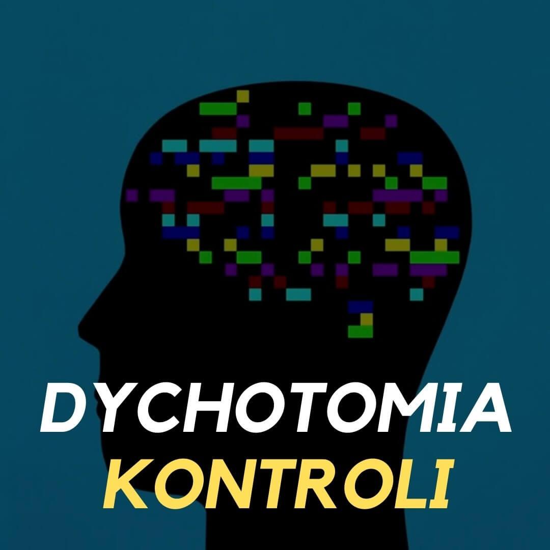 dychotomia kontroli