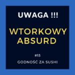 godność za sushi